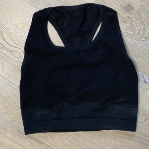 Alo yoga mesh sports bra